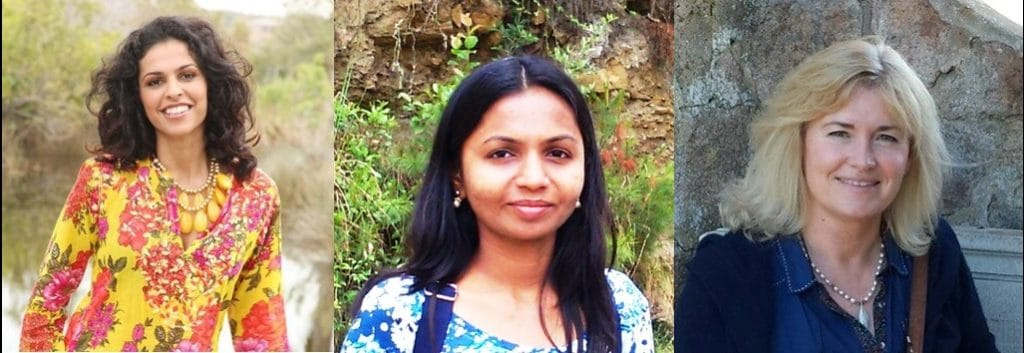 #WorldMoms Sophia, Purnima, Judith