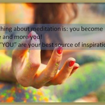 GLOW: #Heartfulness – Inspiration Through Meditation by #WorldMom Sophia