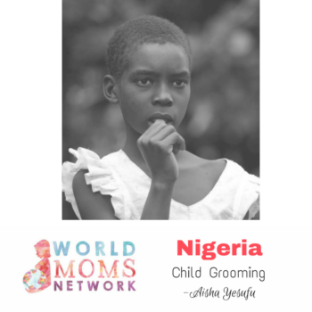 NIGERIA: Child Grooming