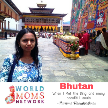 BHUTAN: When I Met the King and Many Beautiful Souls.