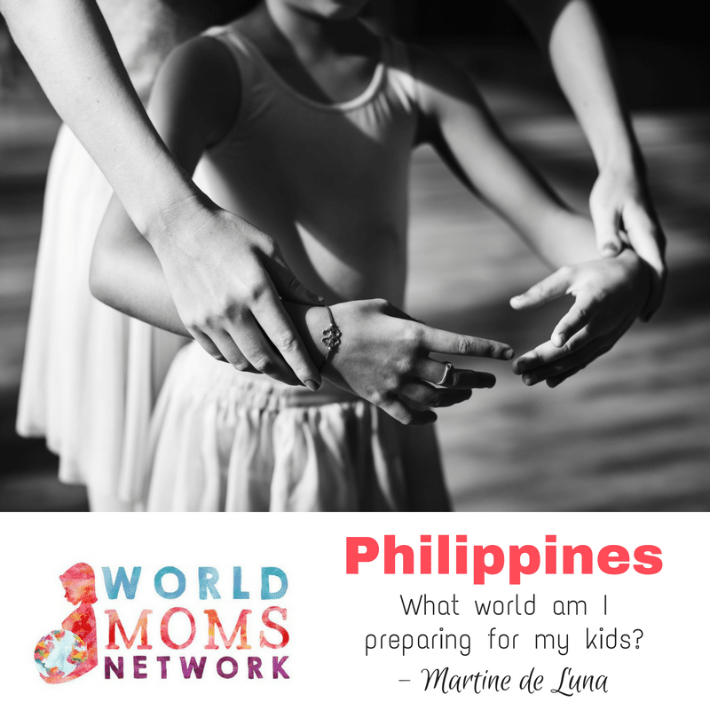 PHILIPPINES: What world am I preparing for my kids?