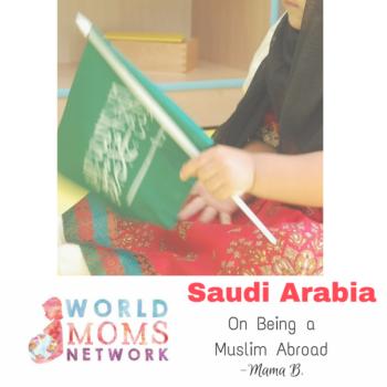 SAUDI ARABIA: On Being a Muslim Abroad