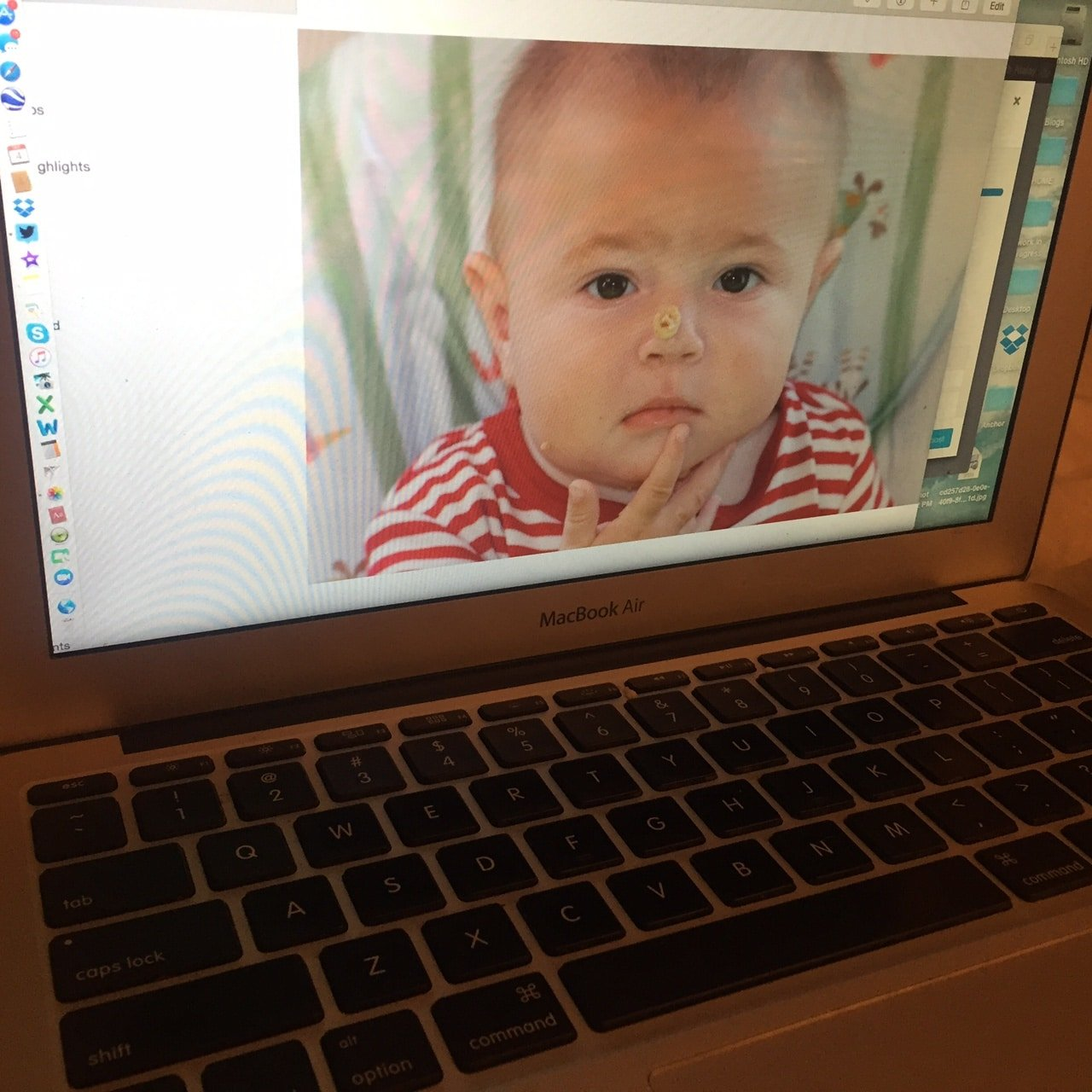 UK: Parents – Whose Story are you Sharing Online?