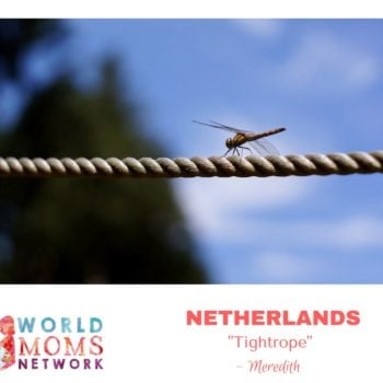 NETHERLANDS: Tightrope