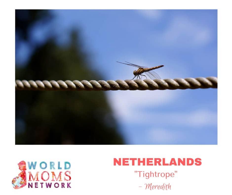 NETHERLANDS: Tightrope