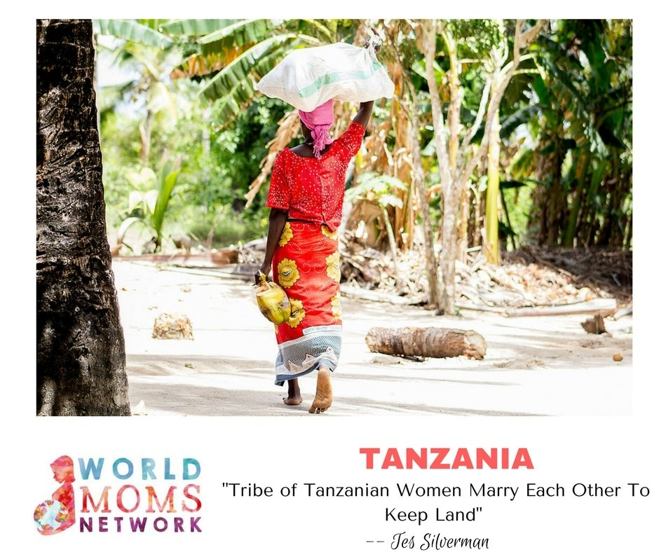 TANZANIA: Tribe Of Tanzanian Women Marry Each Other To Keep Land