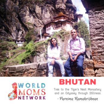 BHUTAN: Trek to the Tiger's Nest Monastery and an Odyssey through Stillness