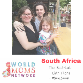 SOUTH AFRICA: The Best-Laid Birth Plan