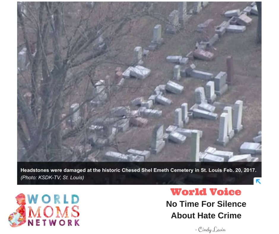 WORLD VOICE: No Time for Silence About Hate Crime