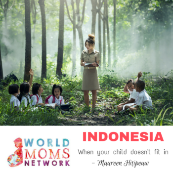 INDONESIA: When Your Child Doesn't Fit In