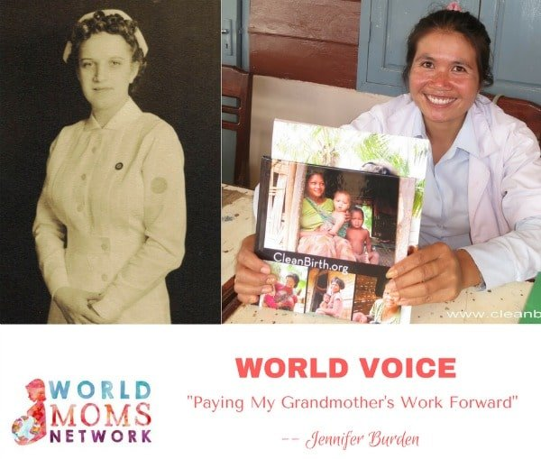 WORLD VOICE: Paying My Grandmother's Work Forward