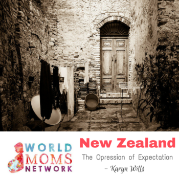 NEW ZEALAND: The Oppression of Expectation