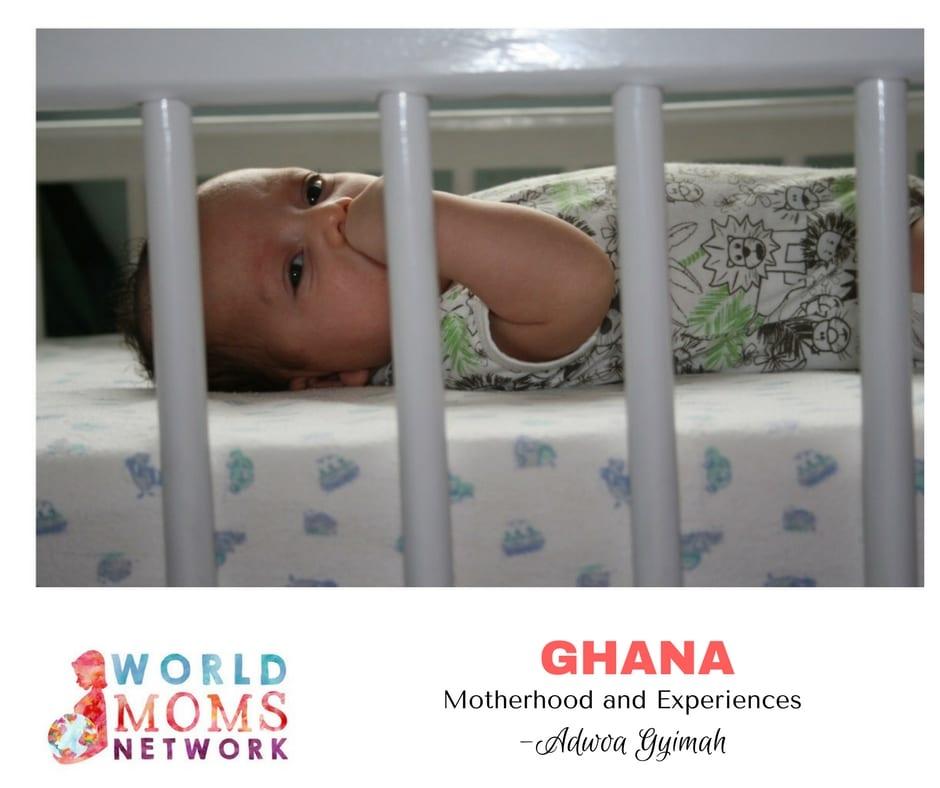 GHANA: Motherhood and Experiences