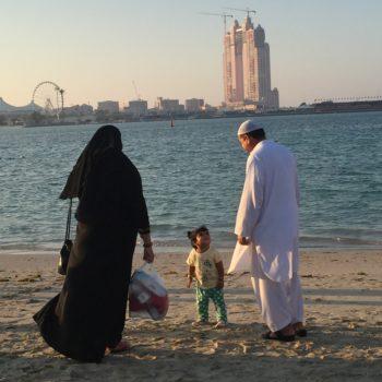 UNITED ARAB EMIRATES: Beach Bodies