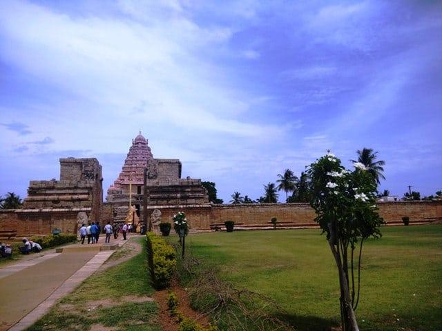 Bidding Goodbye to Gangai Konda Chola Puram