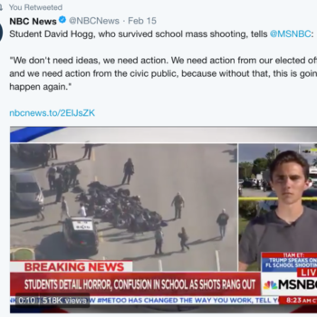 World Voice: Parkland Students Leading the Way for Gun Reform