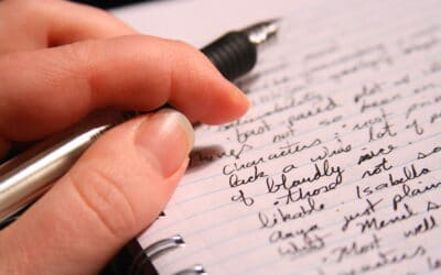 A Writer's Plight: Get Writing!